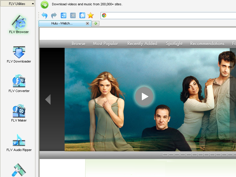 How to download videos from PiratenZ